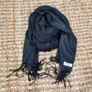 !SALE 3for20! Amicale Pure Silk Fringe Scarf